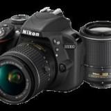 D3300 Dual Zoom Kit (AF-P 18-55 VR + 55-200 VR II)