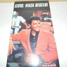 CASETA VIDEO ELVIS VIATA REGELUI, Altele