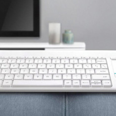 Wireless Touch Keyboard K400 Plus (white) Logitech