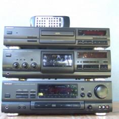 Linie Audio Technics [ SA-GX170 ][SL-PG480A][RS-BX501] - Combina audio Technics, Separate, 41-80 W