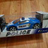 Masina de politie cu telecomanda