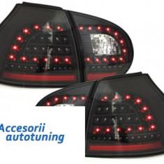Stopuri LITEC LED VW Golf V 5 03-09 negru - Stopuri tuning