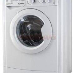 INDESIT Masina de spalat Indesit EWSD61053WPL, clasa energetica A +++, 6 kg, 1000 RPM, alb - Masini de spalat rufe