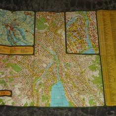 Harta veche Zurich - Elvetia - 2+1 gratis - RBK17950