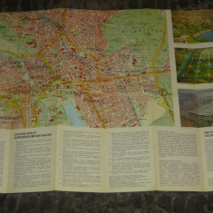 Harta veche Hanovre - Germania - 2+1 gratis - RBK17956