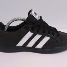 Adidas Tenisi originali, noi, la reducere - Tenisi barbati Adidas, Marime: 42, Culoare: Negru