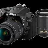 D5300 Dual Zoom Kit (AF-P 18-55 VR + 55-200 VR II) - DSLR Nikon