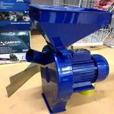 Moara Electrica cu ciocanele Micul Fermier 2,5kw 3000RPM, Micul Padurar