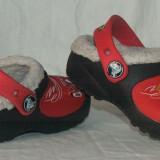 Papuci copii CROCS, Marime: 23, Culoare: Din imagine, Baieti, Marime: 22