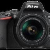 D5500 Kit AF-P 18-55mm VR (black)