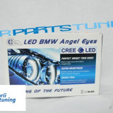 Led Marker Angel eyes BMW E90/91 LCI 20W CREE fara xenon 2008