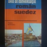 VALERIU MUNTEANU - GHID DE CONVERSATIE ROMAN SUEDEZ