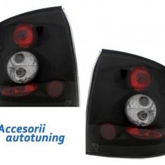 Stopuri Opel Astra G Lim. 98-04 negru - Stopuri tuning