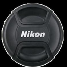 LC-62 62mm Snap-on front lens cap - Capac Obiectiv Foto Nikon