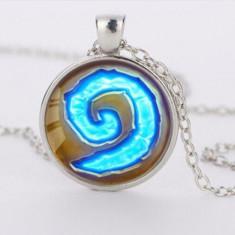 Pandantiv / Colier / Lantisor - WOW World Of Warcraft Hearthstone - Pandantiv fashion