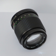 Cosina MC Cosinon-T 135mm f3.5 - Pentax K PK Mount -Transport gratuit prin posta - Obiectiv DSLR Pentax, Tele, Manual focus