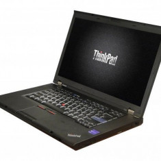 Laptop Lenovo ThinkPad T520, Intel Core i5 Gen 2 2520M 2.5 Ghz, 4 GB DDR3, 320 GB HDD SATA, DVDRW, WI-FI, Card Reader, Display 15.6inch 1366 by 768