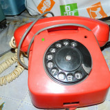 TELEFON CU DISC ROSU VECHI