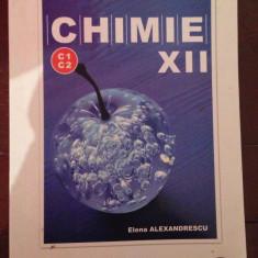 Manual Chimie Clasa 12 a XII-a Ieftin - Manual scolar Altele