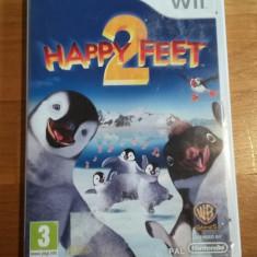 Wii Happy feet 2 - joc original PAL by WADDER - Jocuri WII Altele, Actiune, 3+, Multiplayer