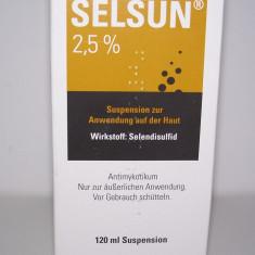 Sampon Selsun 2, 5, 250 ml, expira in mai 2019