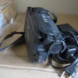 Camera video akai pv-m2 cu incarcator si 2 baterii