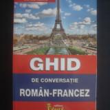 MONICA VIZONIE - GHID DE CONVERSATIE ROMAN FRANCEZ