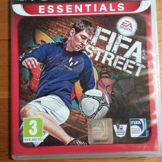 PS3 Fifa street Essentials - joc original by WADDER - Jocuri PS3 Ea Sports, Sporturi, 3+, Multiplayer