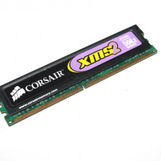 Memorie PC 1GB Corsair PC2 6400 DDR2 800MHz XMS2-6400 - Memorie RAM