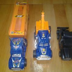 Hot Super Truck, camion copii, 26 x 5 x 8, 5 cm - Masinuta Altele