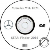 Mercedes-Benz STAR Finder 2016  - Scheme Electrice - Varianta Originala