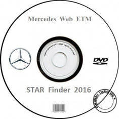Mercedes-Benz STAR Finder 2016 - Scheme Electrice - Varianta Originala - Manual auto