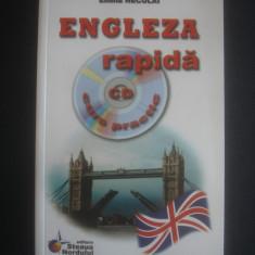 EMILIA NECULAI - ENGLEZA RAPIDA {fara CD} - Curs Limba Engleza Altele