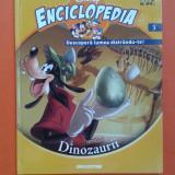 ENCICLOPEDIA DISNEY volumul 3 - Carte educativa