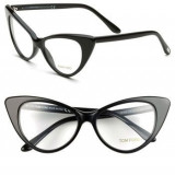 Rame de vedere ochelari similari Tom Ford 5244 Cat Eye - pisica