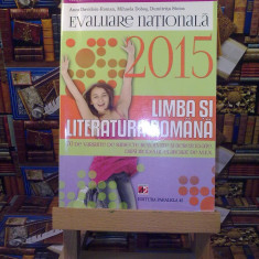 "Anca Davidoiu Roman - Limba si literatura romana clasa a VIII a 2015 ""A4301"", Clasa 8"