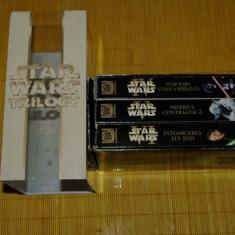 Casete video Star Wars Trilogy - Film Colectie, Alte tipuri suport, Altele