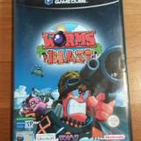 GAMECUBE Worms blast / Joc original by WADDER
