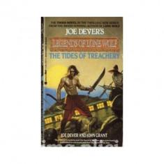 Joe Devers - The Tides of Treachery (Legends of Lone Wolf #3)