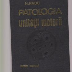Patologia unitatii motorii Radu 1978 - Carte Recuperare medicala
