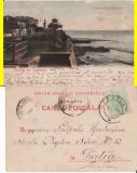 Constanta-Bulevardul -clasica,  rara, Circulata, Printata