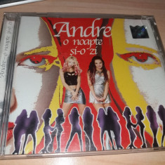 CD Andre Andreea Balan Antonescu - Muzica Dance cat music