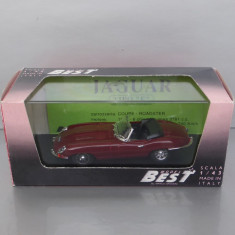 Jaguar E-Type Roadster 1962, Best Models, 1/43 - Macheta auto