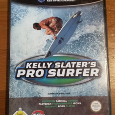 GAMECUBE Kelly Slater's Pro surfer / Joc original by WADDER Activision, Sporturi, 3+, Multiplayer