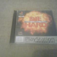 Die hard Trilogy PLATINUM - PS1 - Joc PS1, Actiune, Single player, Toate varstele