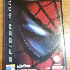 GAMECUBE Spider-man / Joc original by WADDER Activision, Actiune, 12+, Single player