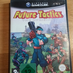 GAMECUBE Future Tactics The uprising / Joc original by WADDER Atari, Shooting, 3+, Multiplayer