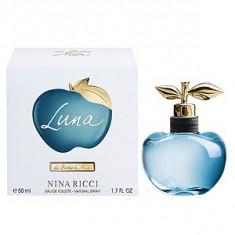 Nina Ricci Luna EDT 50 ml pentru femei - Parfum femeie Nina Ricci, Apa de toaleta