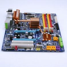 Super-placa de baza GIGABYTE GA-X48-DS5, LGA775, 4xDDR2, 2xPCI-Ex16, garantie!, Pentru INTEL, ATX