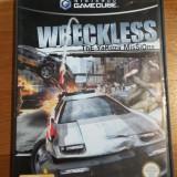 GAMECUBE Wreckless The yakuza missions / Joc original by WADDER